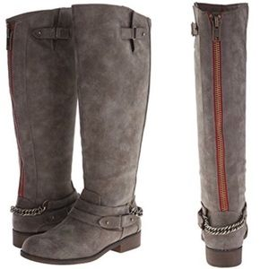 Madden Girl Canyon Riding Boots